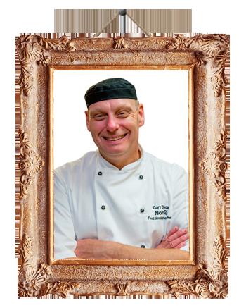 Development Chef Gary Dyos